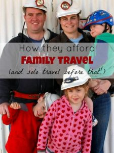 Affording Travel Interview With Anne: Borrowing a Loan and Budgeting