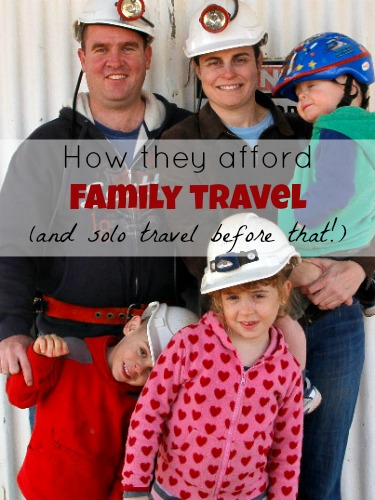 Family travel planning and budgeting