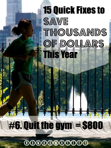 Tips to save money on gym membership