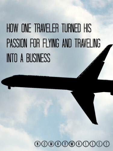 How this traveler built a business