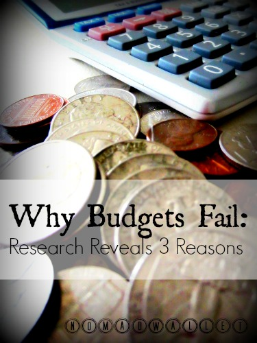 3 Studies Reveal Why Budgets Fail