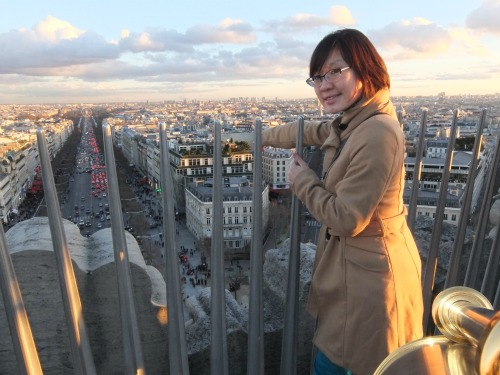 Work and travel in France as an English teaching assistant