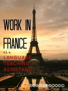Affording Travel Interview With Charmaine: Teaching Assistant in France