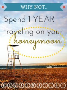 Affording Travel Interview With Kayci and Joe: Year-Long, Round-the-World Honeymoon