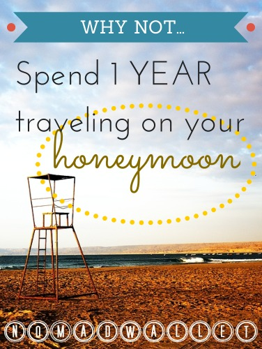 Travel honeymoon