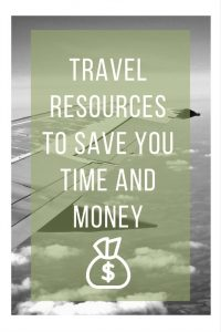 My Favorite Travel Booking Sites and Resources