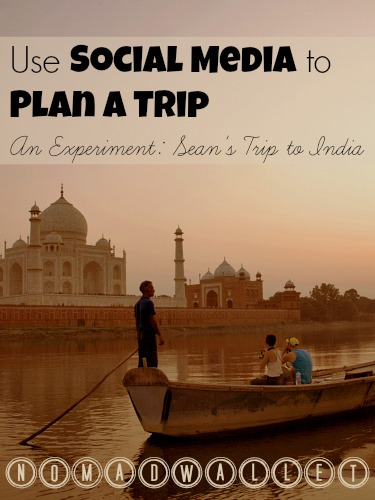 Have You Been to India? Help Sean Plan a Trip!