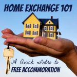 Free travel accommodation with home exchange
