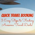 Book budget travel