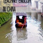 Teach English in China in Retirement