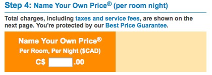 How to bid on cheap hotels
