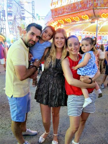 Au pair in Spain
