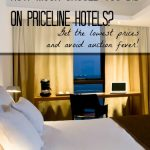 How much should you bid on Priceline hotels?