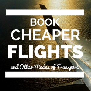 Cheap Flights and Alternative Modes of Transport