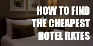How to Book Hotels Cheaply