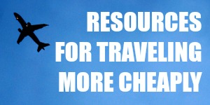 Resources for Cheap Travel Booking