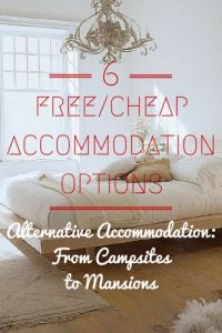 Alternative Accommodation Guide for Budget-Conscious Travelers