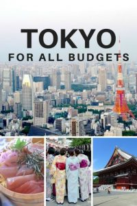 Tokyo on a Budget: From $60 a Day!