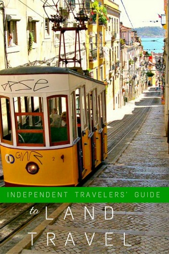 Land Travel Guide for Indie Travelers