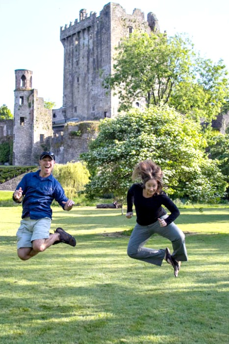 Sold Everything and Traveled to the Blarney Castle in Ireland