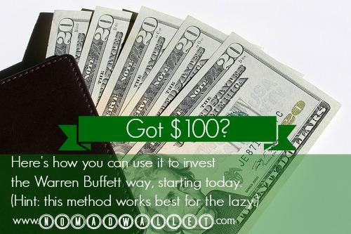 invest-$100-warren-buffett-index-mutual-fund
