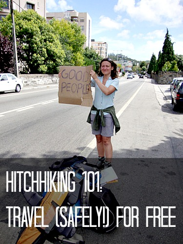 Affording Travel Interview With Ania and Jon: Hitchhiking — It's Safer Than You Think!