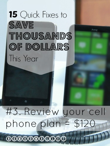 Mobile phone money-saving tips