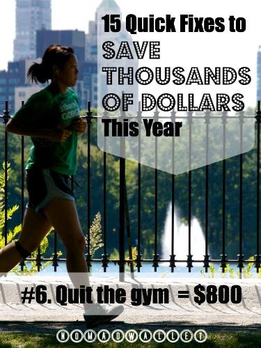 Tips to save money on gym membership