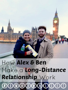 Long-distance relationships do work!