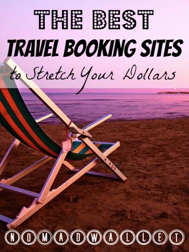 Save money on travel.