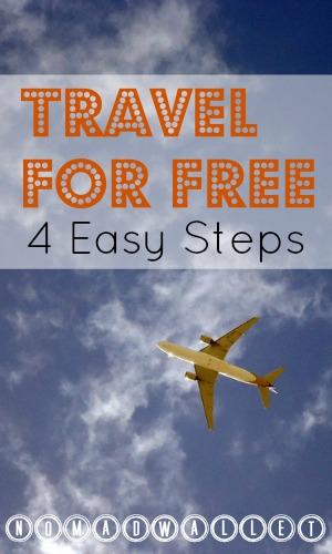 Travel hacking: 4 easy steps