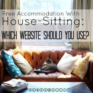 House-sitting websites