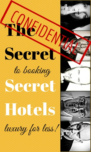 The secret to booking secret hotel rooms.