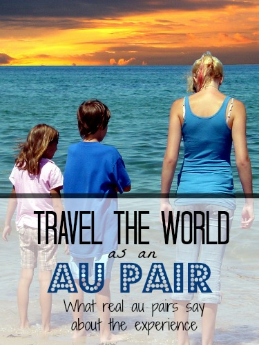 How to travel the world as an au pair