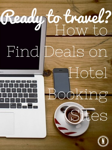 How to find deals on hotel booking sites
