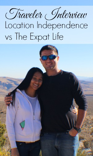 Affording Travel Interview With Yeison and Samantha: Bloggers and Freelancers