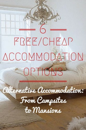 free-cheap-accommodation-alternatives