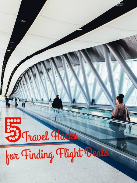5 Awesome Travel Hacks for Finding the Best Flight Deals