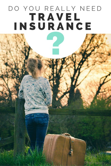 Do you need travel insurance?