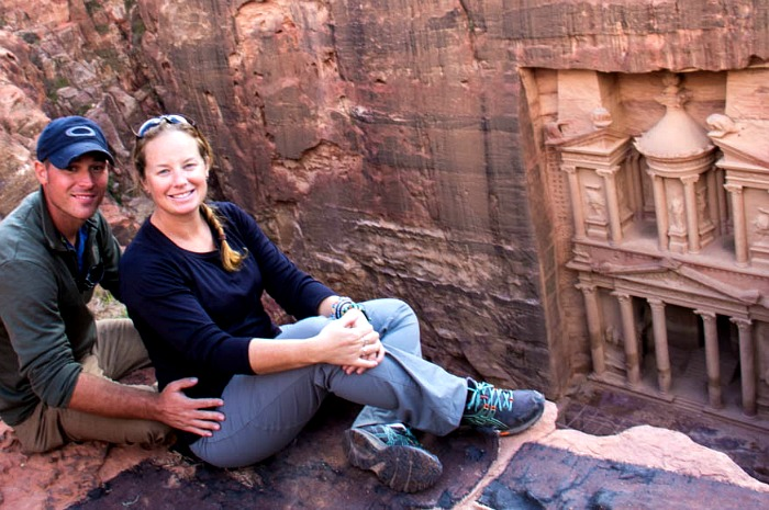 Sold Everything and Traveled to Petra, Jordan