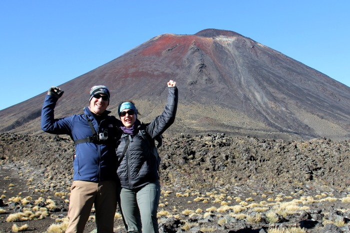 Sold Everything and Traveled to Tongariro, New Zealand